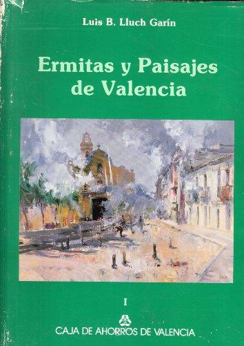9788450039825: ERMITAS Y PAISAJES DE VALENCIA - 2 TOMOS
