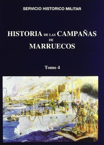 Historia de las Campañas de Marruecos. (Tomo: GARCIA AGUD, ARTURO