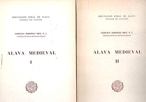 Alava medieval: MARTINEZ DIEZ