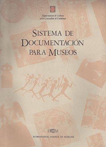 9788450080193: Sistema de documentación para museos