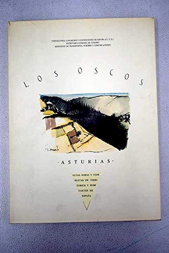 Los Oscos-Asturias Guias raras y completas de: Godoy Arcaya, Roberto