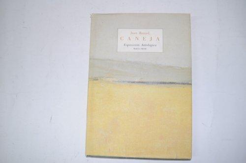 Juan Manuel Caneja: Exposicion Antologica: Madrid, 1984-85: Caneja, Juan Manuel] Calvo Serraller, ...