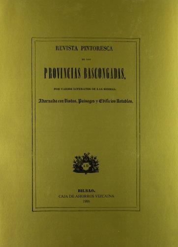 9788450506785: Revista Pintoresca De Las Provincias Vascongadas