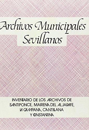 Inventario de los archivos municipales de Santiponce,