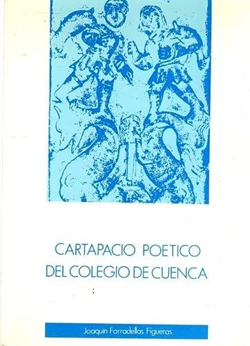 Cartapacio poetico del Colegio de Cuenca: Forradellas Figuerras, Joaquin