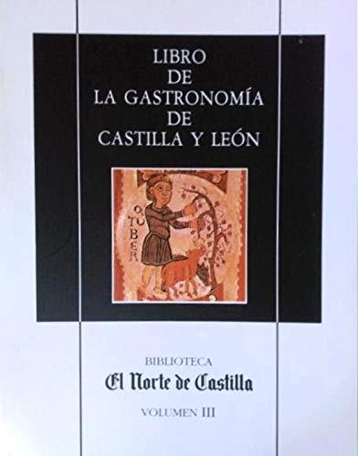 9788450541083: LIBRO DE LA GASTRONOMÍA DE CASTILLA Y LEÓN