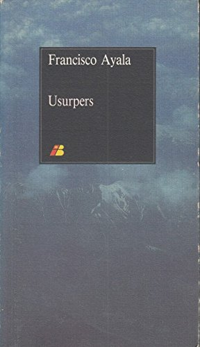 9788450542332: Usurpers,