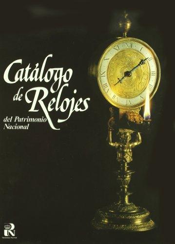 9788450568448: Catalogo de relojes. patrimonio nacional