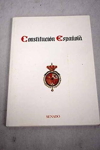 Constitución Española (Spanish Edition)