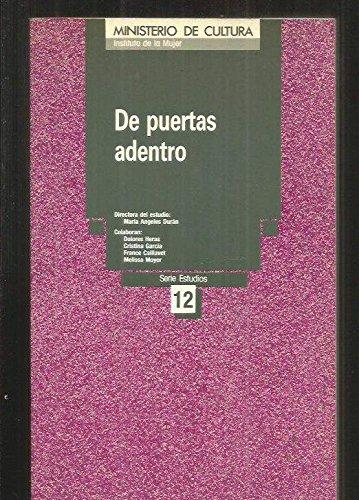 9788450569506: DE PUERTAS ADENTRO
