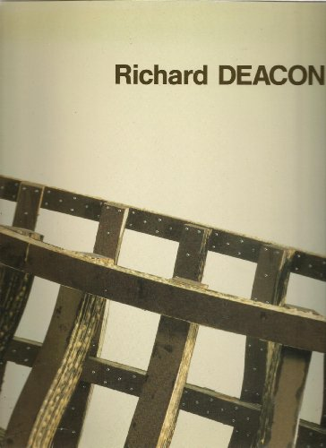 Richard Deacon: Schjeldahl, Peter