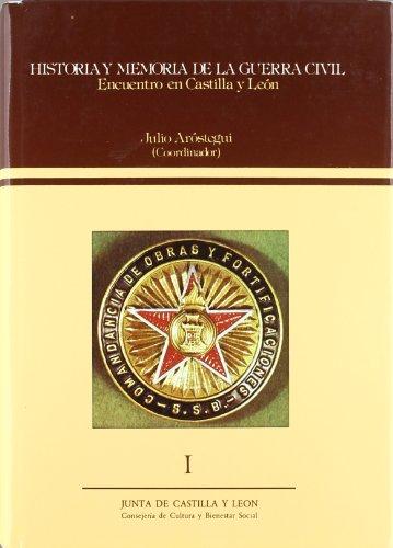 HISTORIA Y MEMORIA DE LA GUERRA CIVIL.: AROSTEGUI, J., ED.