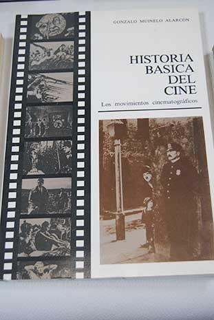 Historia básica del cine: Muinelo Alarcón, Gonzalo