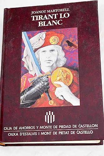 9788450592511: TIRANT LO BLANC