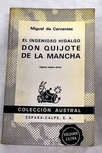 9788460006145: Don quijote de la Mancha 2 tomosedicion fascimil