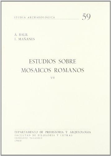 9788460014348: Estudios Sobre Mosaicos Romanos VII (9)