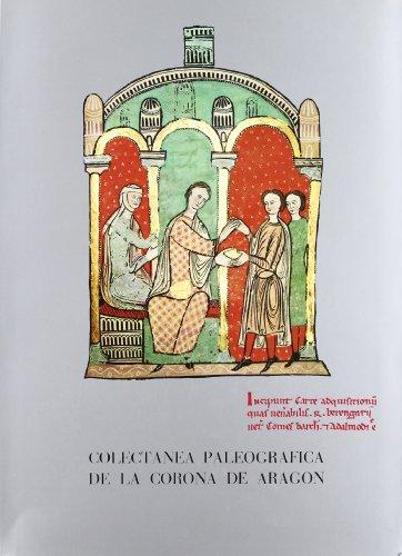 9788460021094: Colectánea paleográfica de la Corona de Aragón Vol. II. Rústica