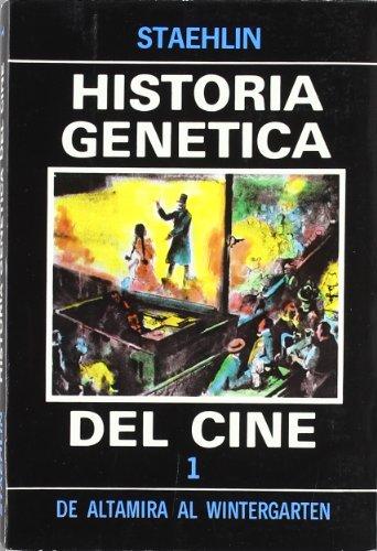 9788460021360: Historia Genetica Del Cine