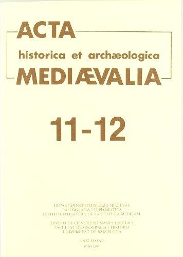 Acta Historica et Archaeologica Mediaevalia. 5-6.: Collectif]
