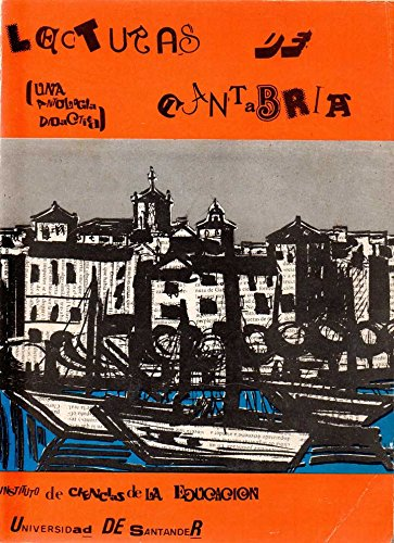 9788460026945: Lecturas de Cantabria : (una antología didáctica)