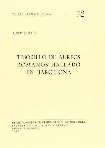 9788460033943: Tesorillo de Aureos Romanos Hallado En Barcelona (9)