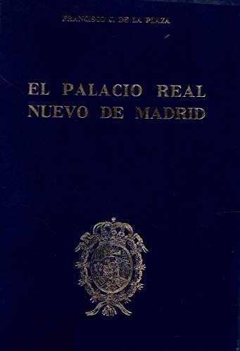 9788460067405: Investigaciones sobre el Palacio Real nuevo de Madrid (Spanish Edition)