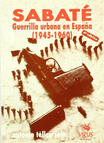 9788460418610: Sabat� : Guerrilla Urbana en Espa�a, 1945-1960