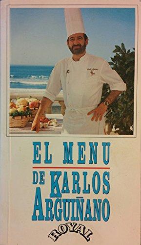 Menu De Karlos Arguiñano, El: Arguiñano, Karlos