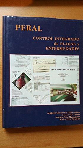 9788460445562: Peral: control integrado de plagasy enfermedades