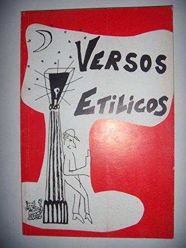 9788460456261: Versos etílicos