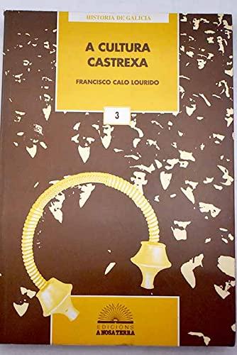 9788460459095: A cultura castrexa (Historia de Galicia)