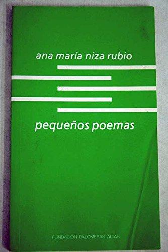 9788460471462: Pequeños poemas