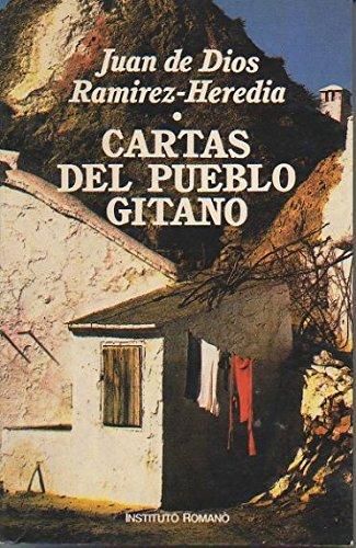 9788460492061: Cartas del pueblo gitano