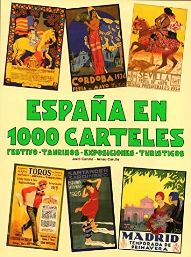 9788460539056: España En 1000 Carteles (8460539059)