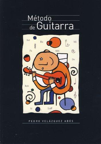 9788460542834: VELAZQUEZ ABOS P. - Metodo de Guitarra (Musica y Cifra) para Guitarra