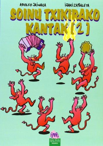 9788460549055: SOINU TXIKIRAKO KANTAK II