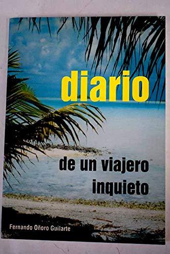 9788460556718: Diario de un viajero inquieto