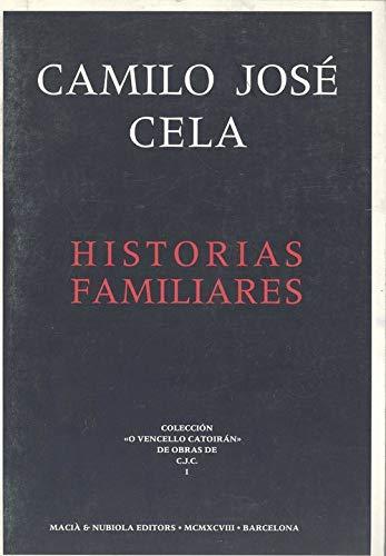 9788460571315: Historias familiares