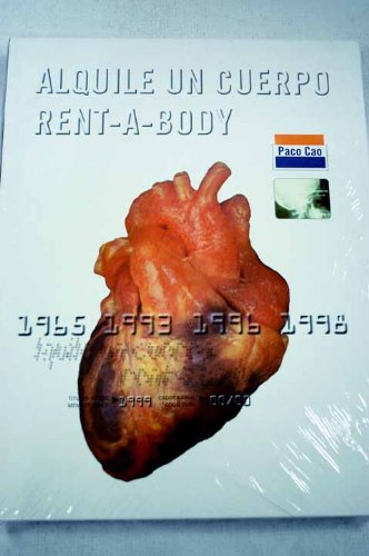 Alquile Un Cuerpo / Rent-A-Body: Paco Cao (author), Donald Suggs (translator)