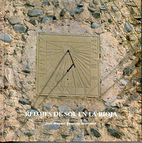 Relojes de sol en La Rioja: José Manuel Ramírez Martínez