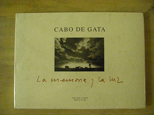 9788460609872: Cabo de gata: la memoria y la Luz