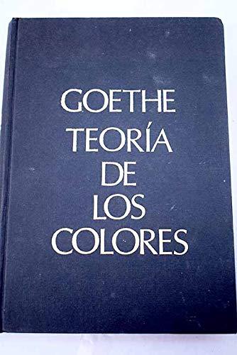 9788460610120: Teoria de los colores