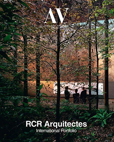 9788460665069: AV 175 - RCR Arquitectes. International Portfolio