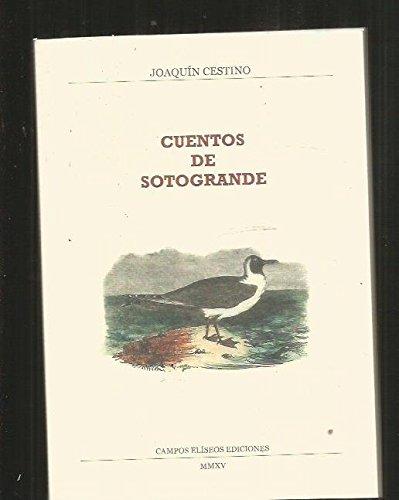 Cuentos de sotogrande: Cestino Pérez, Joaquín