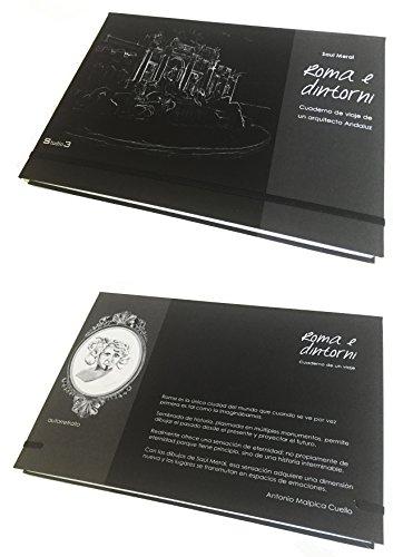 9788460696421: Roma e dintorni. -Cuaderno de viaje de un arquitecto andaluz