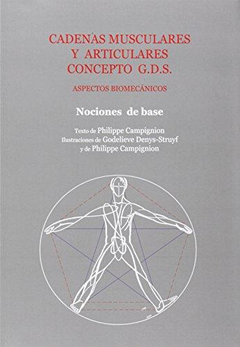9788460754831: CADENAS MUSCULARES Y ARTICULARES CONCEPTO G.D.S. NOCIONES DE BASE