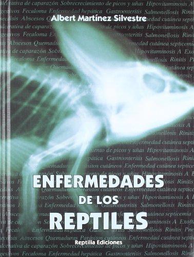 9788460765103: Enfermedades de los reptiles