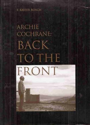 Archie Cochrane:Back To The Front