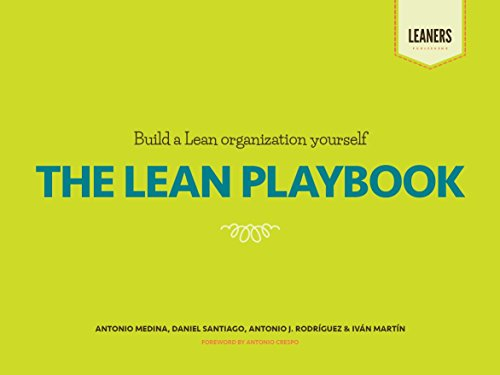 9788460841586: THE LEAN PLAYBOOK