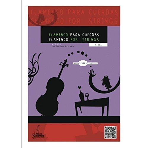 9788460852902: Flamenco para cuerdas Flamenco for strings Viola